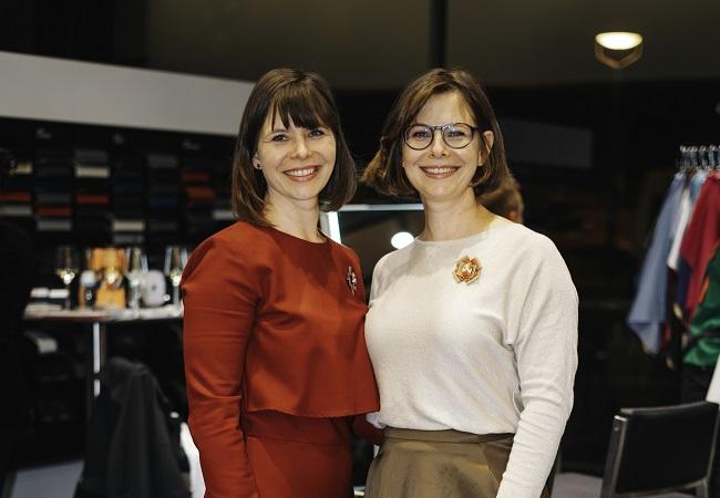 Stylists Nina und Lena Style Advisor Twins
