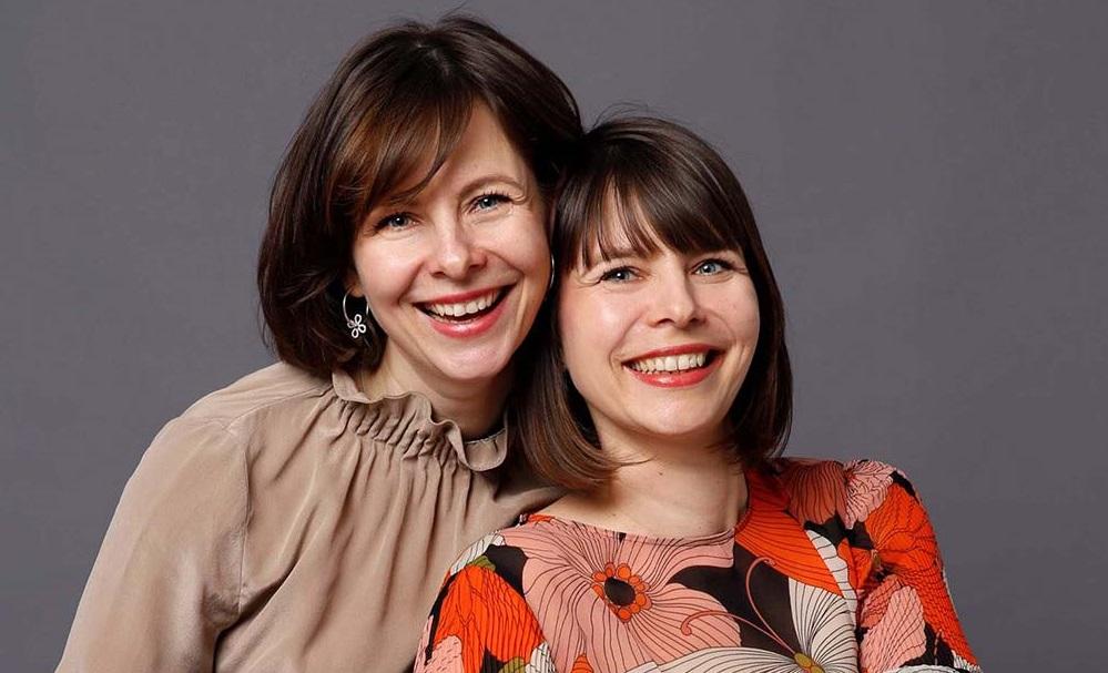 Stylists Nina und Lena von Style Advisor Twins
