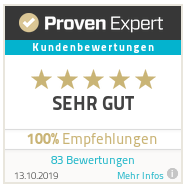 Logo ProvenExpert