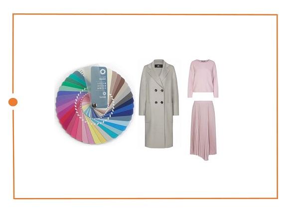 Farbberatung und Garderobencheck