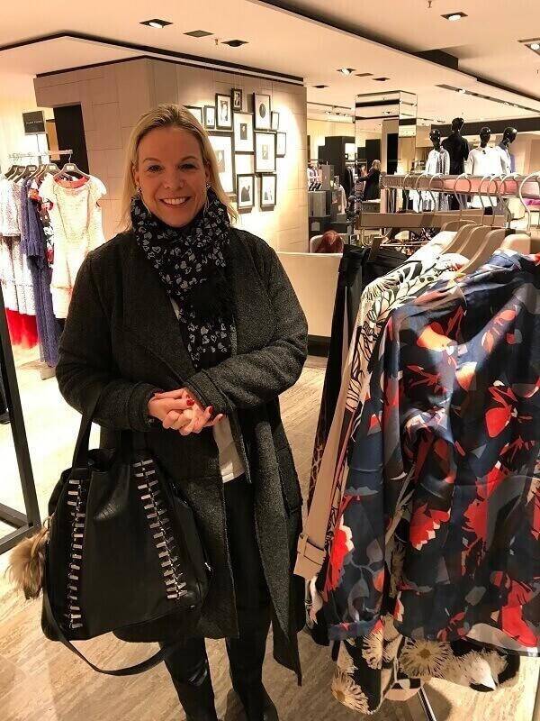 Personal Shopping in München mit Petra und Stange
