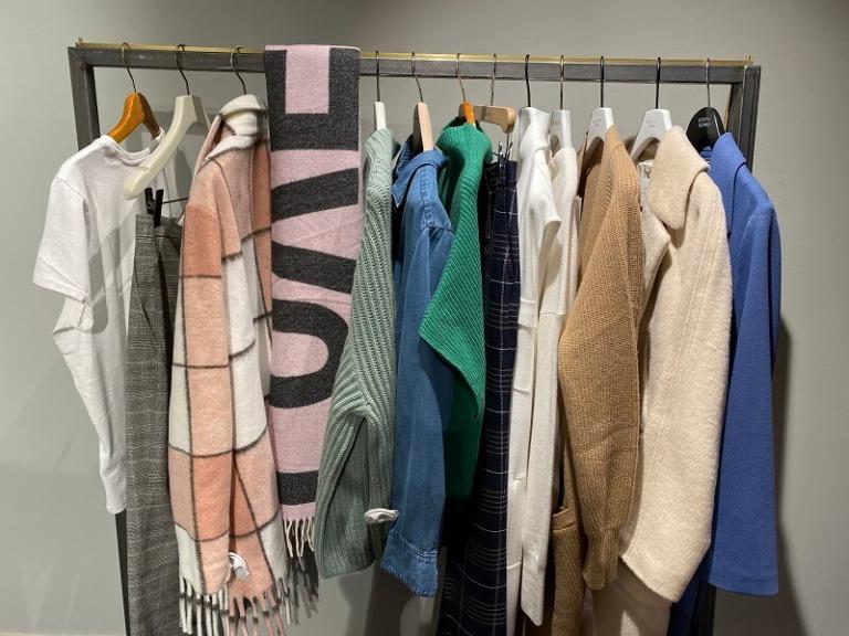 Stilberatung Oberpollinger Einkaufen