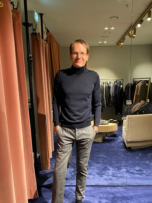 personal shopping in münchen stammkunde