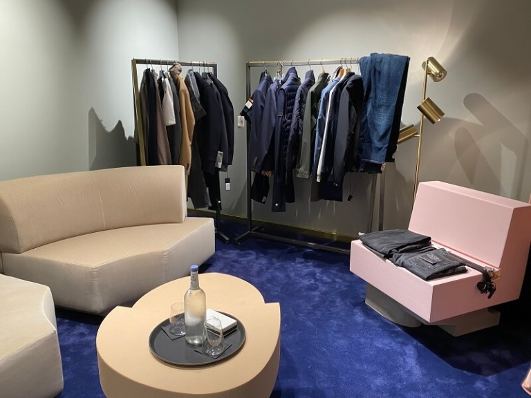 personal shopping oberpollinger lounge