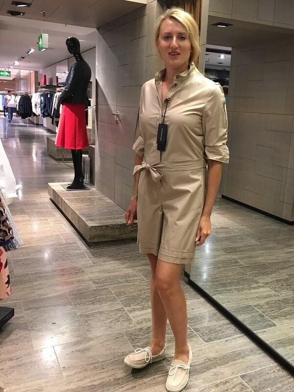 Personal Shopping Ludwig Beck mit Tatjana