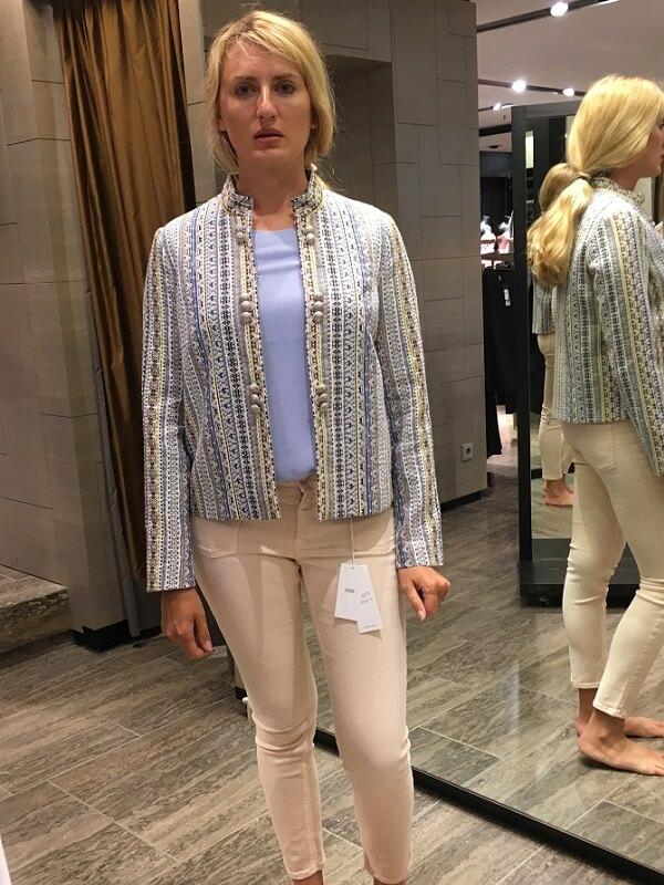 Personal Shopping in Ludwig Beck mit Tatjana