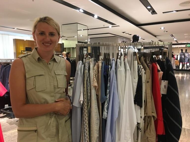 personal shopping mit Tatjana bei Ludwig Beck