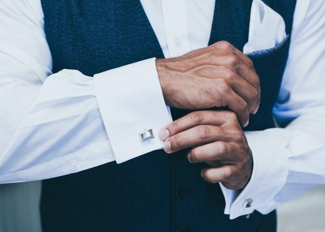 Business Hemd und Anzug- Business Style Herren
