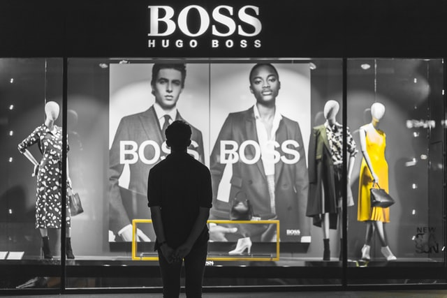 Styling in Business, Hugo Boss